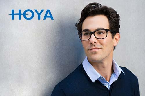 HOYA Sync III brillenglazen voor ontspannen kijken
