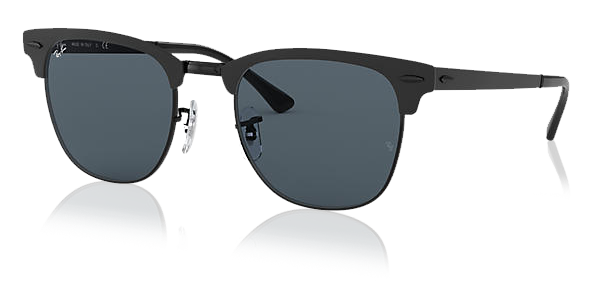 5c77c21f9838a4 Nieuwe klassieker  Ray-Ban Clubmaster Metal zonnebril