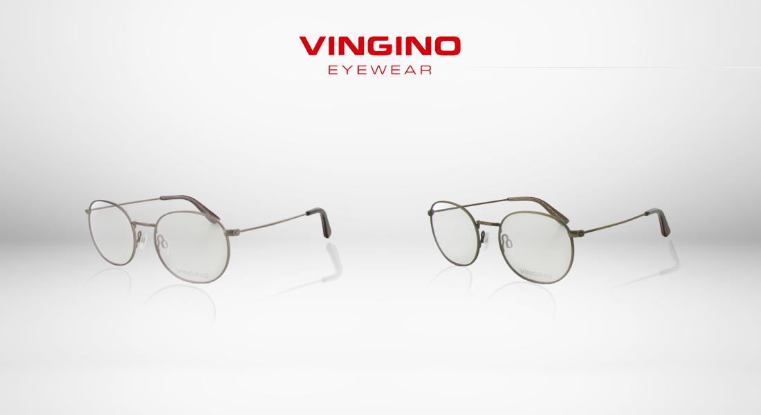 e9491085ed4a85 Een stijlvolle, metalen kinderbril van Vingino | Nieuwleusen, Staphorst